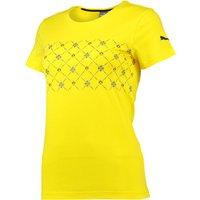 BVB Fan T-Shirt - Womens Yellow