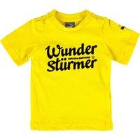 BVB Minicats Graphic T-Shirt - Infants Yellow