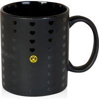 BVB Heart Mug Black