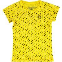BVB Heart T-Shirt - Yellow - Girls