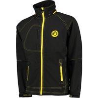 BVB Softshell Jacket - Black