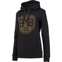 BVB Rhinestone Hoodie - Black - Womens
