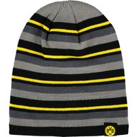 BVB Stripe Beanie - Grey