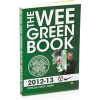 Celtic Wee Green 2012/13