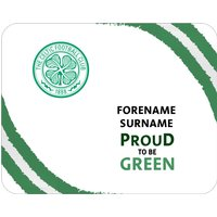 Celtic Personalised Proud to be Mouse Mat