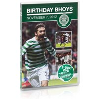 Celtic Birthday Bhoys DVD