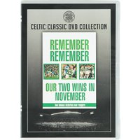 Celtic Remember Remember DVD