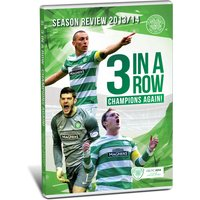 Celtic Season Review 2013/14 3-IN-A-ROW