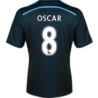 Chelsea Third Shirt 2014/15 with Oscar 8 printing