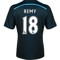 Chelsea Third Shirt 2014/15 with Remy 18 printing