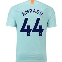 Chelsea Third Vapor Match Shirt 2018-19 with Ampadu 44 printing