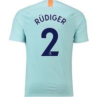 Chelsea Third Vapor Match Shirt 2018-19 with Rüdiger 2 printing