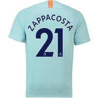 Chelsea Third Stadium Shirt 2018-19 with Zappacosta 21 printing