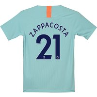 Chelsea Third Stadium Shirt 2018-19 - Kids with Zappacosta 21 printing
