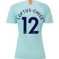Chelsea Third Stadium Shirt 2018-19 - Womens with Loftus-Cheek 12 printing