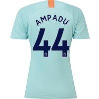 Chelsea Third Stadium Shirt 2018-19 - Womens with Ampadu 44 printing