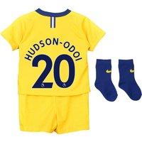 Chelsea Away Stadium Kit 2018-19 - Infants with Hudson-Odoi 20 printing