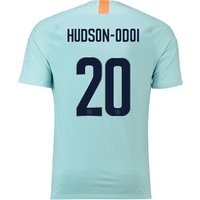 Chelsea Third Cup Vapor Match Shirt 2018-19 with Hudson-Odoi 20 printing