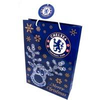 Chelsea Christmas Reindeer Gift Bag