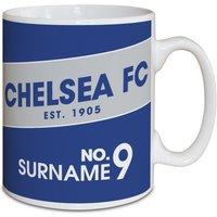 Chelsea Personalised Retro Mug