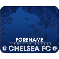 Chelsea Personalised Crest Mouse Mat