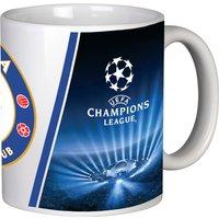 Chelsea UEFA Champions League Mug