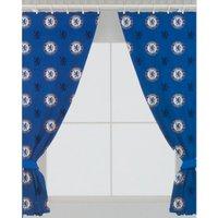 Chelsea Crest Curtains - 72 Inch Drop