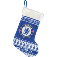 Chelsea Christmas Nordic Stocking
