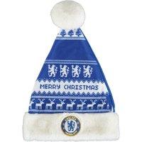 Chelsea Christmas Nordic Santa Hat