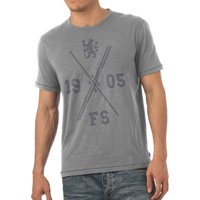 Chelsea Personalised 1905 T-Shirt Grey