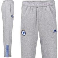 Chelsea Core 3 Stripe Pant Grey