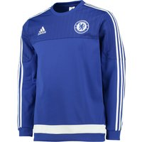 Chelsea Training Sweatshirt Blue