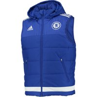 Chelsea Training Padded Vest Blue