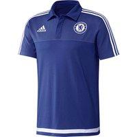 Chelsea Training Polo Blue