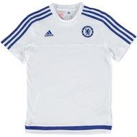 Chelsea Training T-Shirt - Kids White