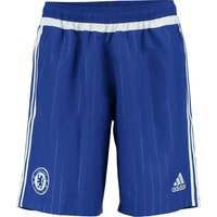 Chelsea Training Woven Shorts Blue