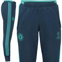 Chelsea Ucl Training Sweat Pant Blue