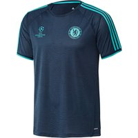 Chelsea Ucl Training Jersey Blue