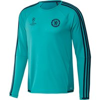 Chelsea UCL Training Top Green
