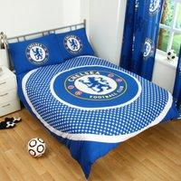 Chelsea Crest Duvet Cover Set - Double