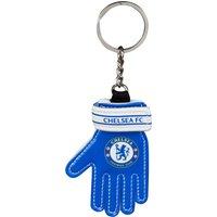 Chelsea Goalie Glove Keyring