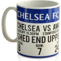 Chelsea Match Day Mug