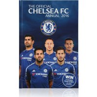 Chelsea Official 2016 Annual