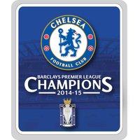 Chelsea 2014/15 Premier League Champions Car Sticker
