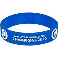 Chelsea 2014/15 Premier League Champions Wristband