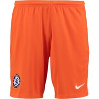 Chelsea Goalkeeper Shorts 17-18