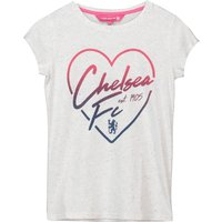 Chelsea Speckle Print T-Shirt - White - Older Girls