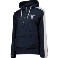 Chelsea 1/4 Zip Shower Jacket - Navy - Womens