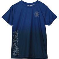 Chelsea Gradient Poly T-Shirt - Royal - Older Boys