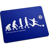 Chelsea Personalised Evolution Mouse Mat